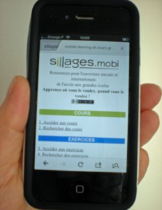 sillages.mobi